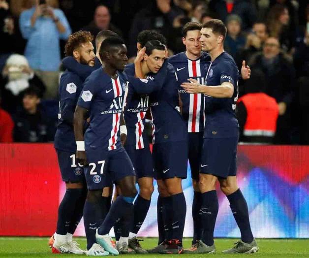 Líder PSG regresa a la actividad en la Liga francesa
