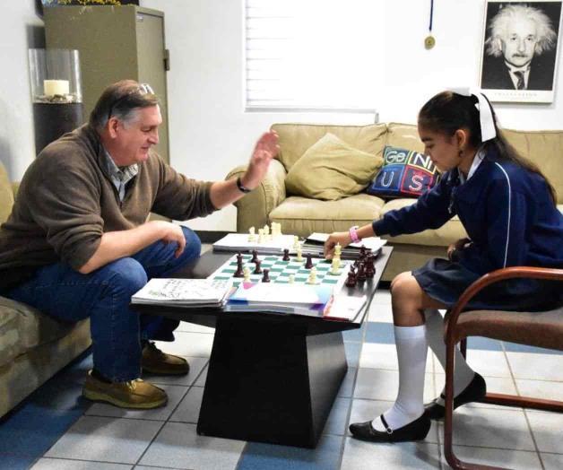 Felicitan a ajedrecista por  boleto al Cadet U12 2020
