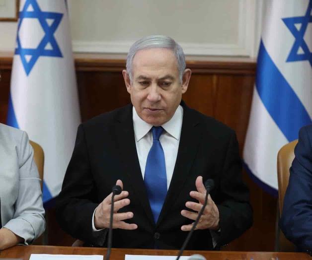 Fiscal general presenta cargos contra Netanyahu