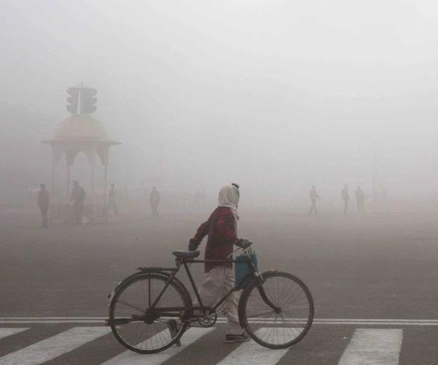 Polución por carbono sigue aumentando, aunque algo más lento