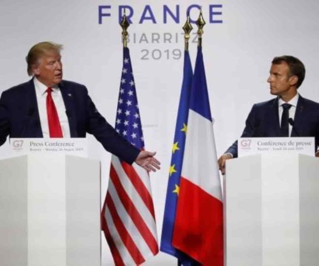 Francia amenaza con represalias si EEUU aumenta aranceles