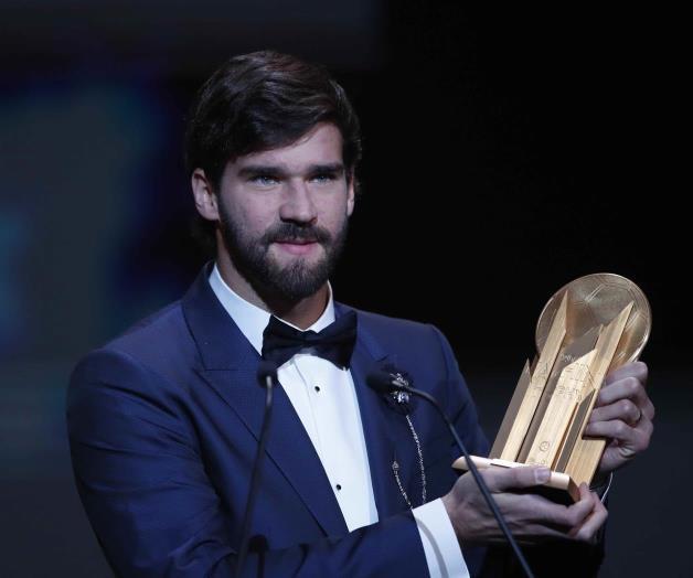 Es Alisson Becker el Mejor Portero del Año
