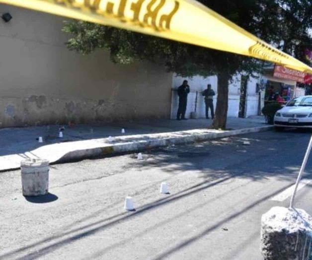 Asesina a tiros a dos hombres porque acosaron a su novia en Tlalpan