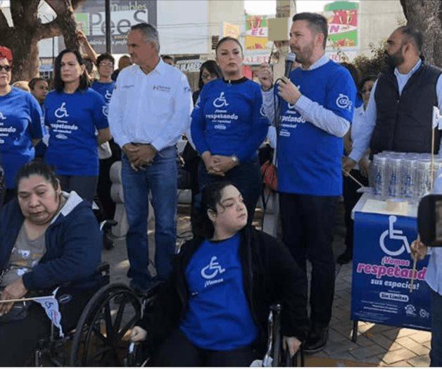Crea DIF conciencia sobre discapacitados