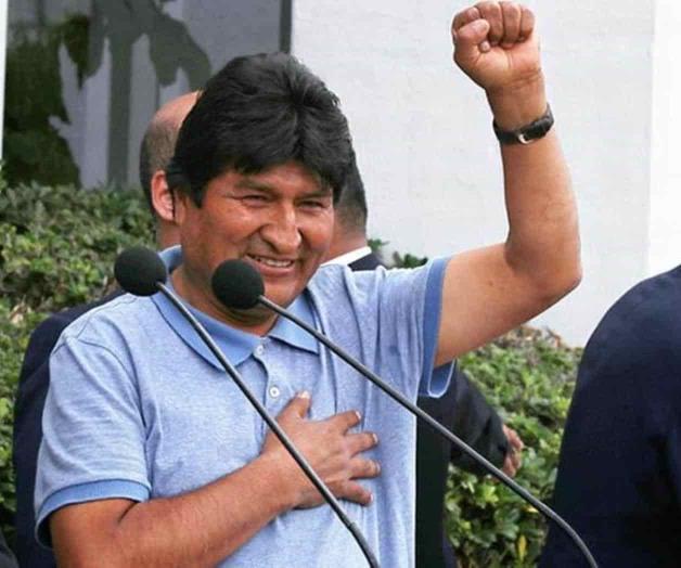 Evo Morales no ha pedido refugio en México: Comar
