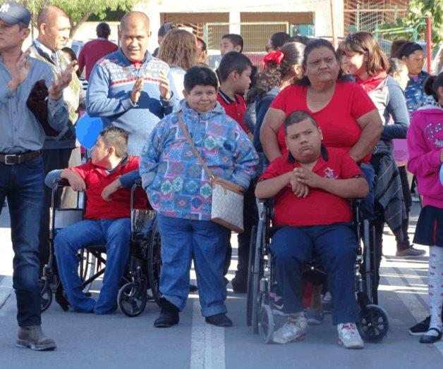 Conmemoran Día Mundial de Discapacidad