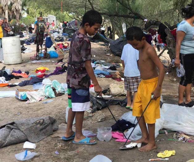 Atiende EU a mexicanos desplazados por la violencia