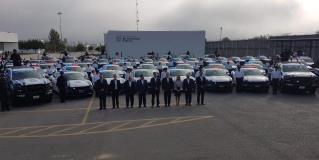 Refuerza Gobierno de Tamaulipas con patrullas a la Policía Estatal