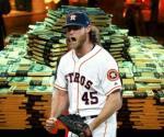 Yankees ofrecen contrato récord a Gerrit Cole