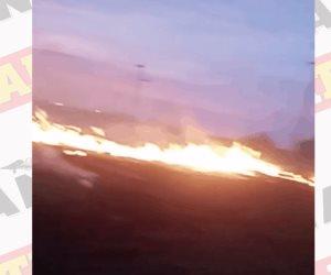 Fuego en la UAT Rio Bravo