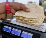 Por mercado negro de maíz, alza de kilo de tortilla hasta en 18 pesos