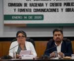 No promoveremos el terrorismo fiscal: Raquel Buenrostro