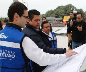 Cambia gobernador el rostro de Reynosa