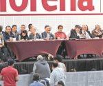 Morena amanece con dos dirigentes tras Congreso Nacional
