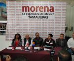 Suspenden proceso para la renovación de la dirigencia nacional de Morena