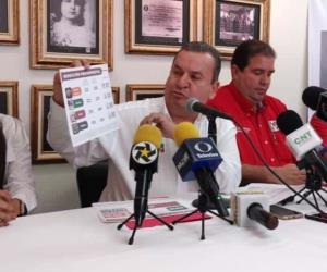 Edgardo Melhem Salinas, dirigente estatal del PRI