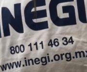 Encuestadores del INEGI, trabajan sin protección contra el Covid-19.