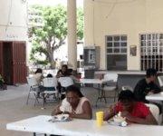 Implementan Su Sana Distancia, en albergues para migrantes