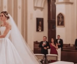 Samuel García y Mariana Rodríguez se casan en secreto en plena emergencia por el Covid-19