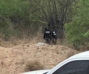 Semienterrado localizan un cadáver en Puerta Sur