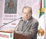Critica Muñoz Ledo reducción de salario