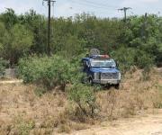 Hallan en terreno baldío de Reynosa el cuerpo sin vida de un hombre