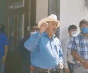 """""""A mí nadie me para el pedo, nada más mi señora"""": Pepe Ríos"""