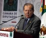 Critica Muñoz Ledo iniciativa de AMLO
