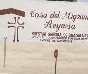 """La casa de migrantes """"Nuestra Señora de Guadalupe"""" frena atenciones para prevenir contagios"""
