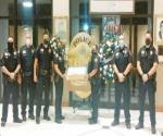 Celebran Día del Policía en Laredo