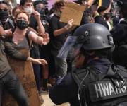 Las protestas aumentan en todo Estados Unidos, los gobernadores llaman a la Guardia Nacional