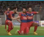 Bailan las Chivas 8-1 a los Pumas en la eLigaMX