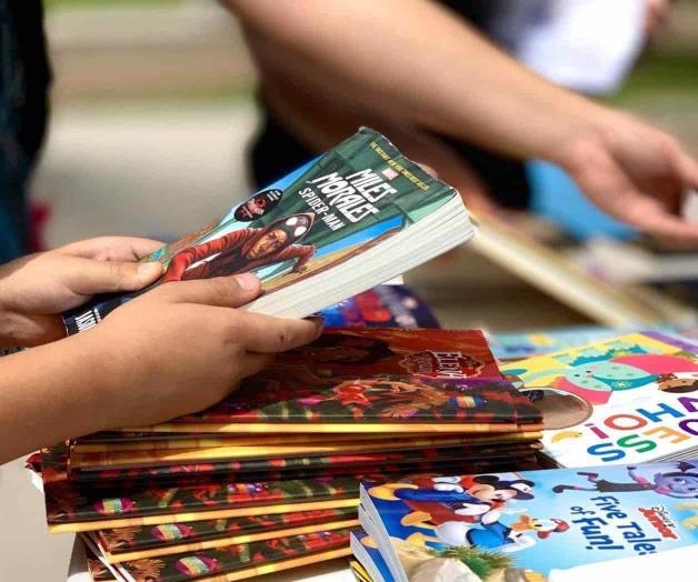 Fomentan el amor por la lectura en Harlingen