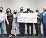 Aterrizan fondos para Laredo College