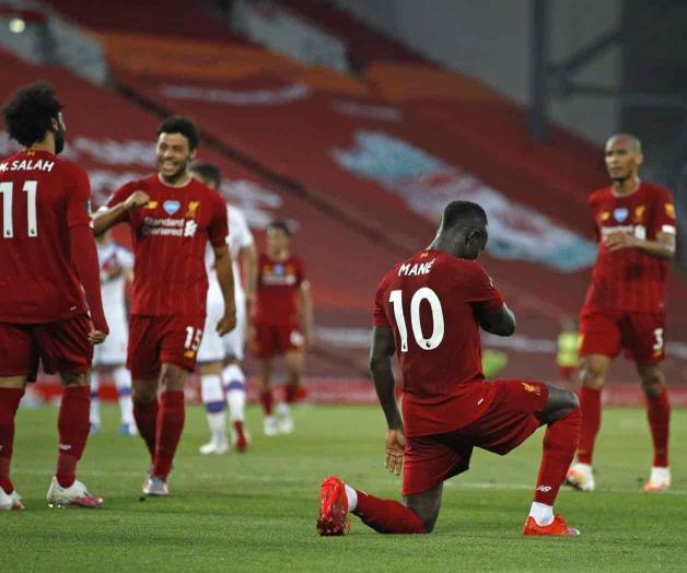 ¡Liverpool, campeón de la Premier League!