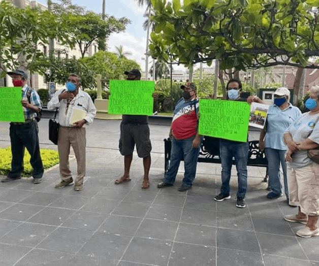 Piden pescadores apoyos federales