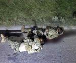 Abaten a 12 pistoleros en Nuevo Laredo