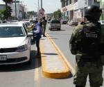 Endurecen revisión sanitaria en el puente internacional Reynosa- Hidalgo