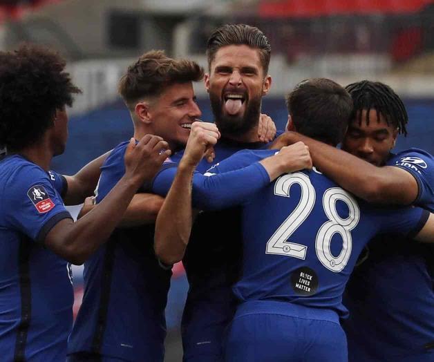 De Gea sale en mal día; lo aprovecha Chelsea y se instala en final de Copa FA