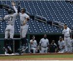 Juego inaugural Yankees vs Nationals dejó cifras récords
