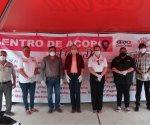 Alcalde instala Centro de Acopio ´A Todo Dar´