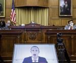 CEOs de 4 tecnológicas reciben pocos golpes de legisladores