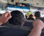 Prevalece temor a contagio en bus