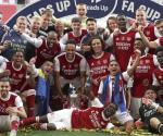 Se corona Arsenal campeón de la Copa FA