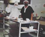 Ofrecen en ISSSTE dieta a los pacientes de Covid