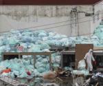 Acumulación de desechos médicos genera quejas
