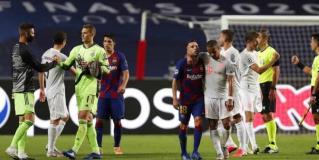 Bayern Munich aplastó 8-2 al Barcelona y avanza caminando a las semifinales
