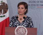 """Rosario Robles acusa """"silencio cómplice de otros"""" y reprocha libertad de """"delincuentes"""""""