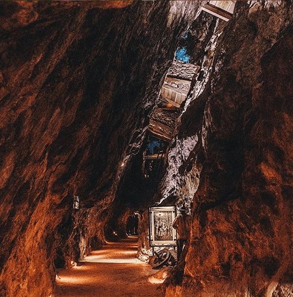 La Mina del Edén.