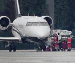 Opositor ruso en coma, estable tras aterrizar en Alemania